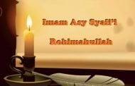 MENGAPA ASY-SYAFI'I DISEBUT NASHIRUS SUNNAH?