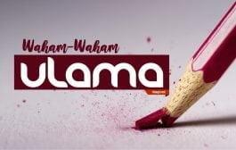 WAHAM-WAHAM ULAMA