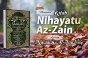 """MENGENAL KITAB """"NIHAYATU AZ-ZAIN"""" KARYA NAWAWI Al-JAWI"""