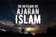 INTISARI AJARAN ISLAM