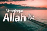 MENGINGAT ALLAH