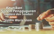 KEUNIKAN SISTEM PENGGUGURAN SAUDARA DAN SAUDARI DALAM SISTEM WARIS ISLAM
